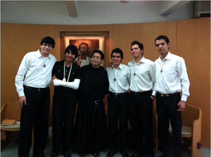 Postulantes 2013