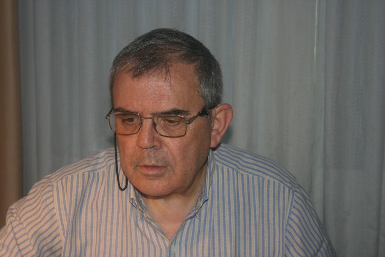 Fr. Emiliano Sánchez Pérez, OSA