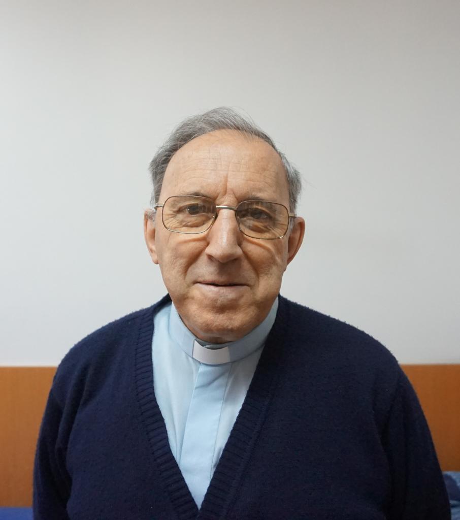 Fr. Pablo Hernando Moreno 1