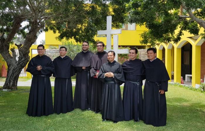 Profesion Fr. José Domingo Galvis png